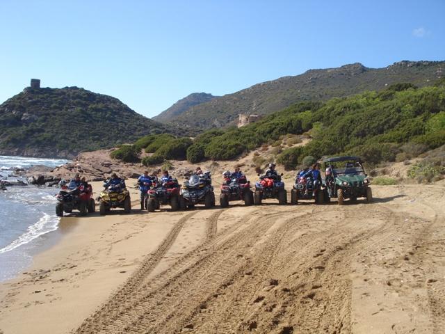 Rental Quads-ATV
